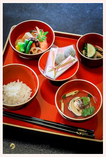 お食い初め料理(膳) ぎふ長良川温泉 ホテルパーク(岐阜市)