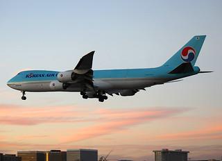 Korean Air Cargo HL7617