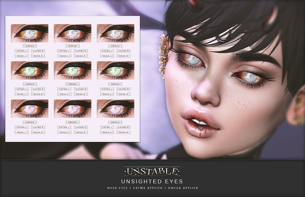 unstable.[X] Humpday Sale –  Unsighted Eyes AD