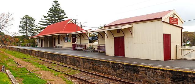 Port Elliot Railway Station