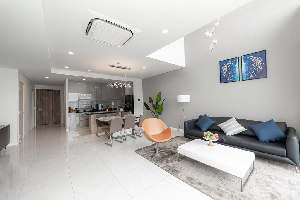 Căn hộ hoàn thiện Waterina Suites quận 2 view tuyệt đẹp. 8