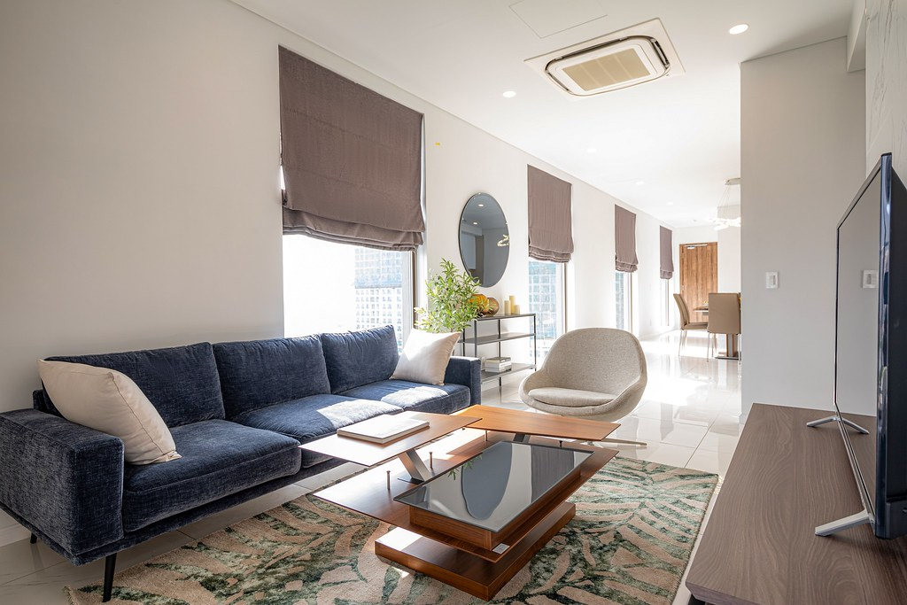 Căn hộ hoàn thiện Waterina Suites quận 2 view tuyệt đẹp. 3