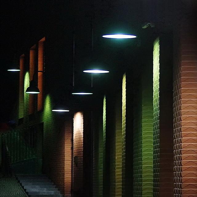 urban evening colours