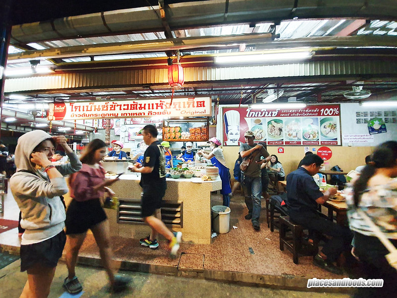 phuket city go benz rice porridge