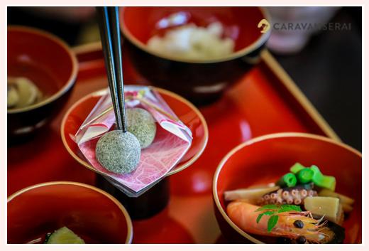 お食い初め料理 歯がための石 ぎふ長良川温泉 ホテルパーク(岐阜市)