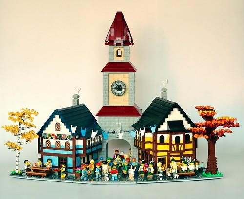 Oktoberfest in Bavaria