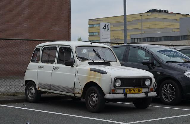 1985 Renault 4 GTL NH-70-JF