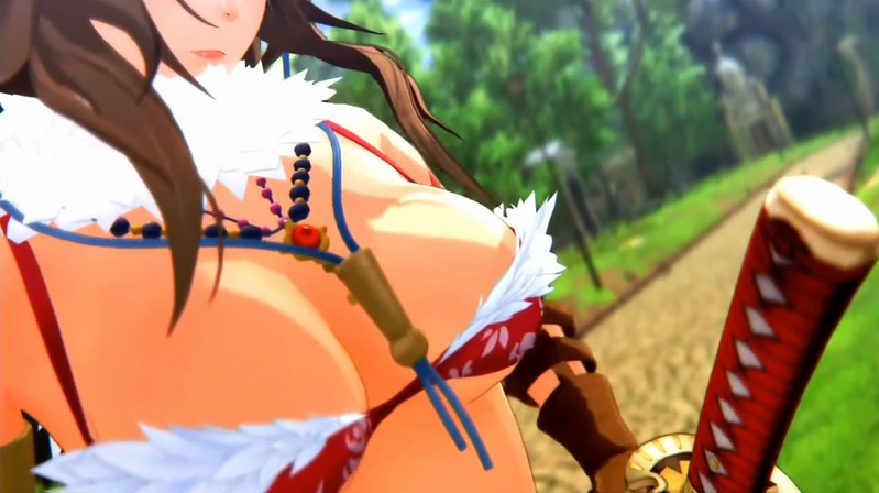 Onechanbara Origin Tgs Videos Give Us First Look At Combat And
