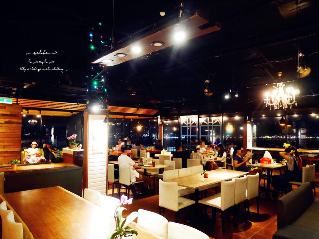 新北淡水景觀餐廳推薦紅樓咖啡廳Rc1899 Cafe (2)