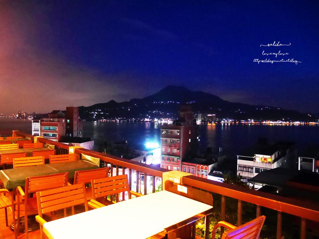 新北淡水景觀餐廳推薦紅樓咖啡廳Rc1899 Cafe (1)
