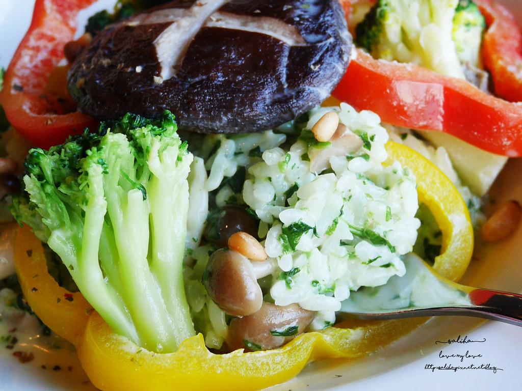淡水景觀素食餐廳推薦紅樓咖啡館Rc1899 Cafe義大利麵 (1)