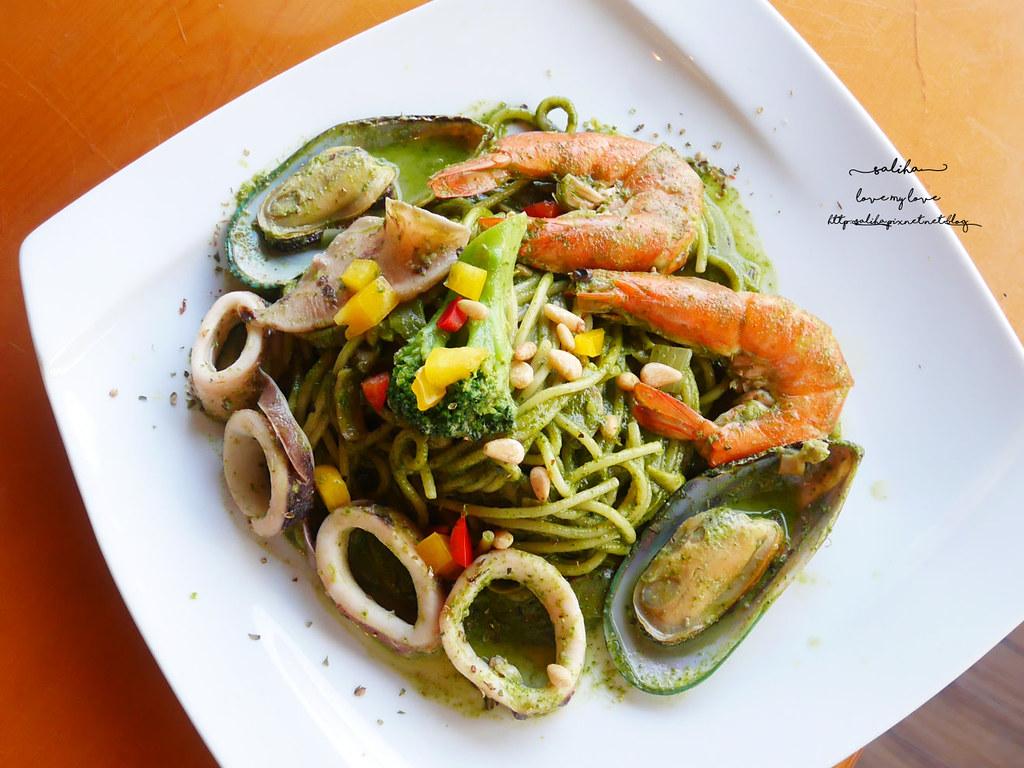 淡水景觀百年古蹟餐廳推薦紅樓咖啡館Rc1899 Cafe夕陽日落 (2)