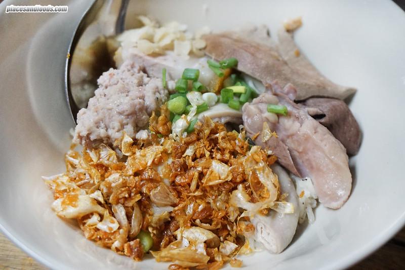 go benz phuket town pork boiled rice