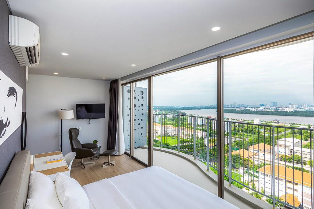 Căn hộ hoàn thiện Waterina Suites quận 2 view tuyệt đẹp. 5
