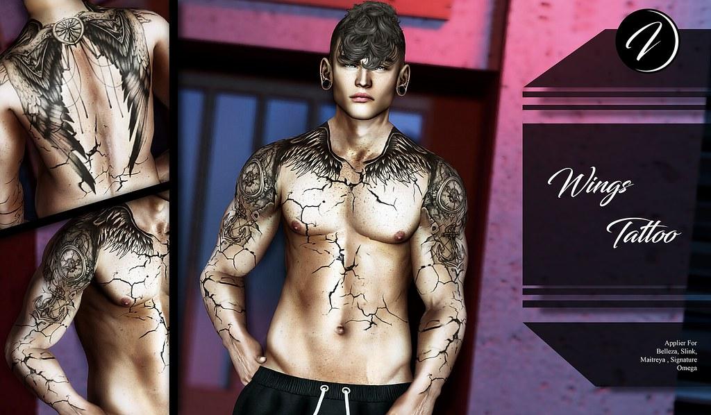 ..:: INKer ::.. Wings Tattoo