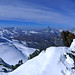 Allalinhorn panorama