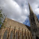 Church of St Walburge in Preston