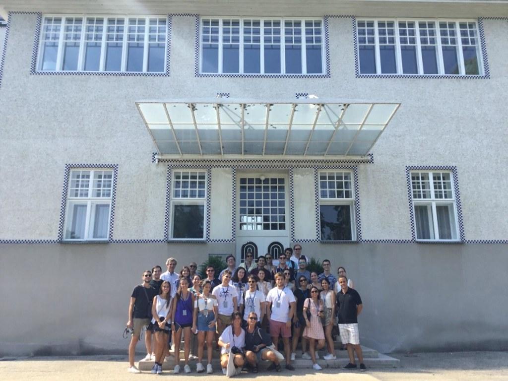 Estancia académica Viena. 4º curso. Grado en Estudios de Arquitectura. 2019-20