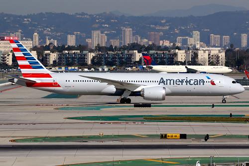American Airlines | Boeing 787-9 | N840AN | Los Angeles International