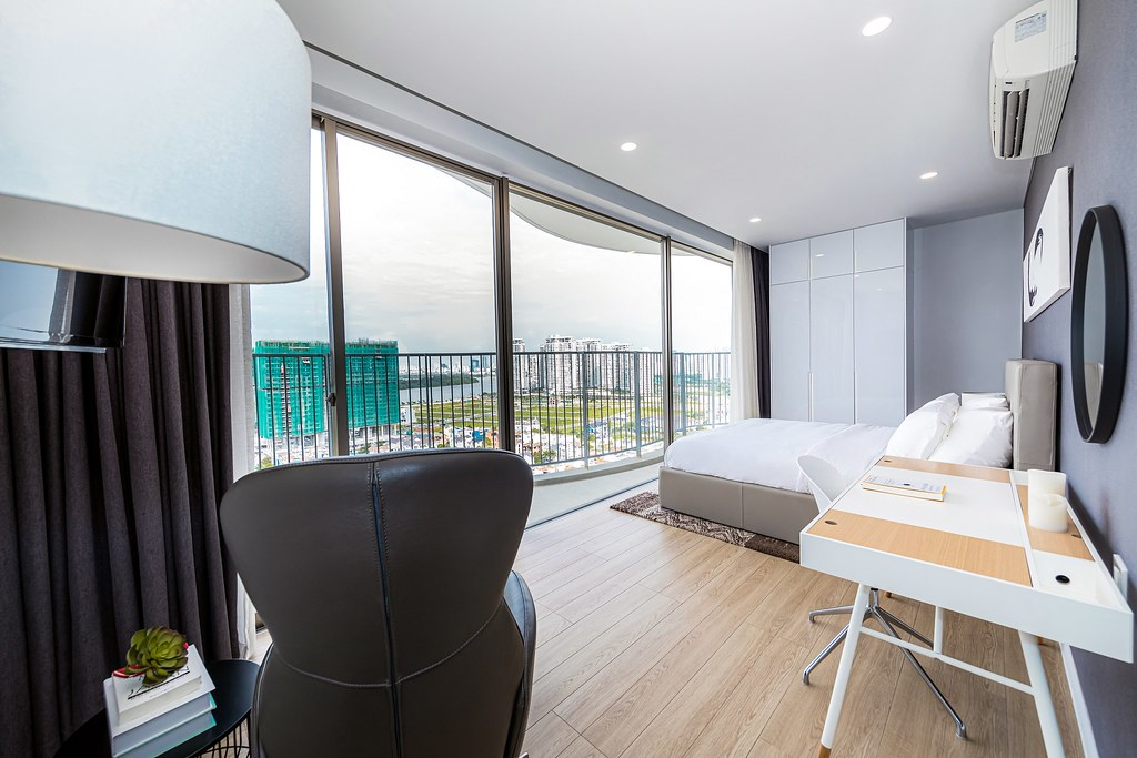 Căn hộ hoàn thiện Waterina Suites quận 2 view tuyệt đẹp. 4