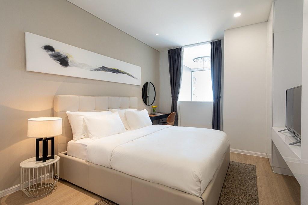 Căn hộ hoàn thiện Waterina Suites quận 2 view tuyệt đẹp. 12