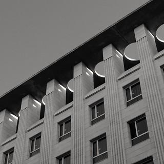 Hotel Reino de Aragón. Zaragoza.
