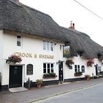 The Crook and Shears Upper Clatford Hampshire UK