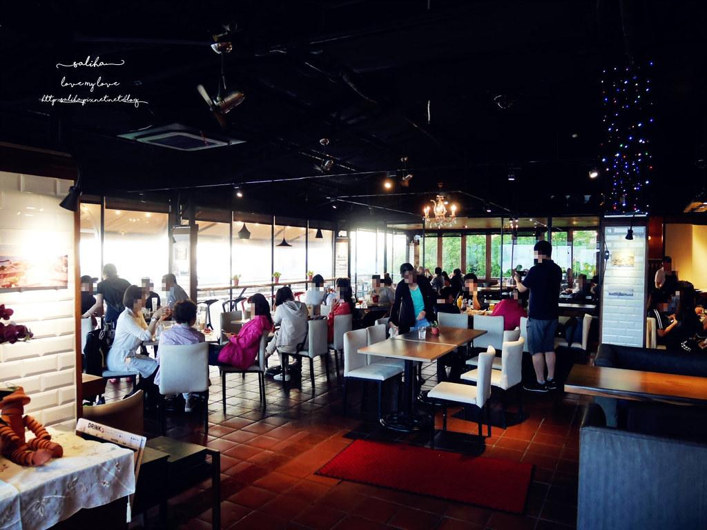 淡水一日遊必吃景觀餐廳推薦紅樓咖啡館Rc1899 Cafe夕陽日落 (3)