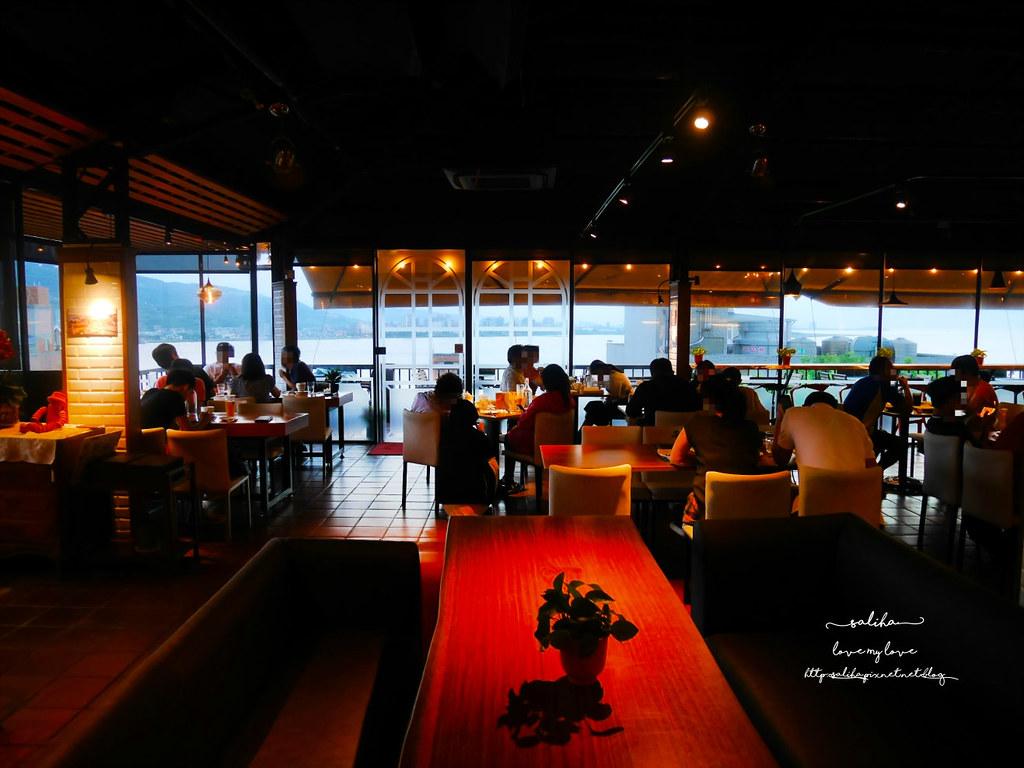 淡水景觀餐廳推薦紅樓咖啡館Rc1899 Cafe父親節母親節大餐 (2)