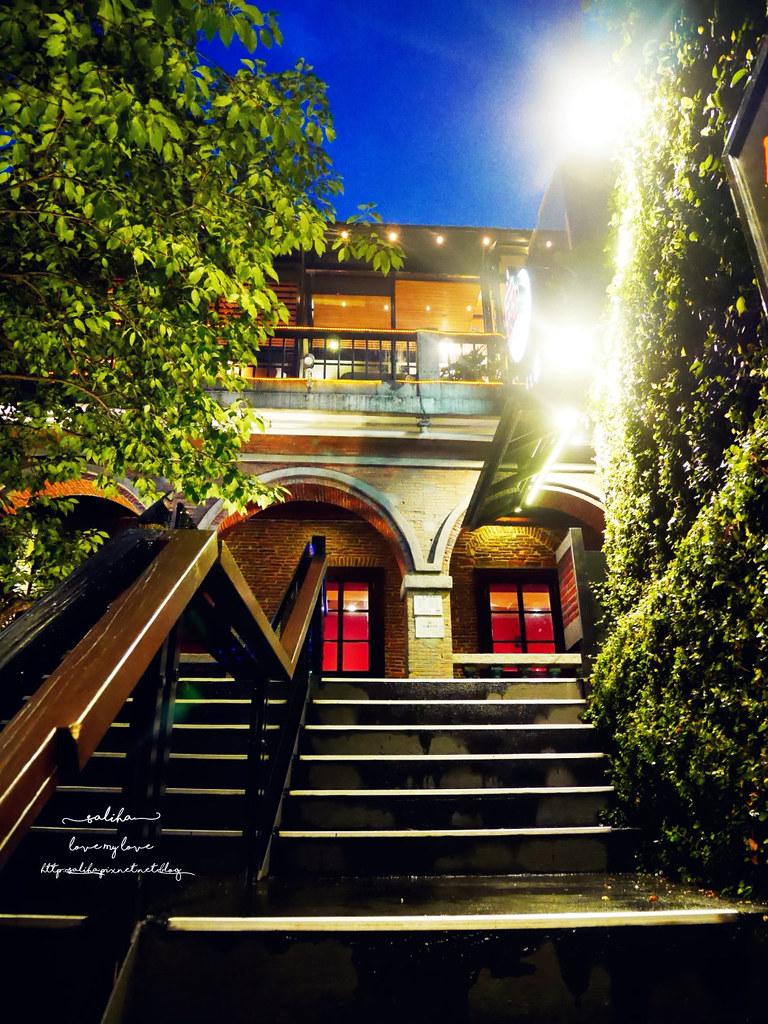 淡水老街一日遊附近景觀餐廳推薦紅樓咖啡館Rc1899 Cafe (1)