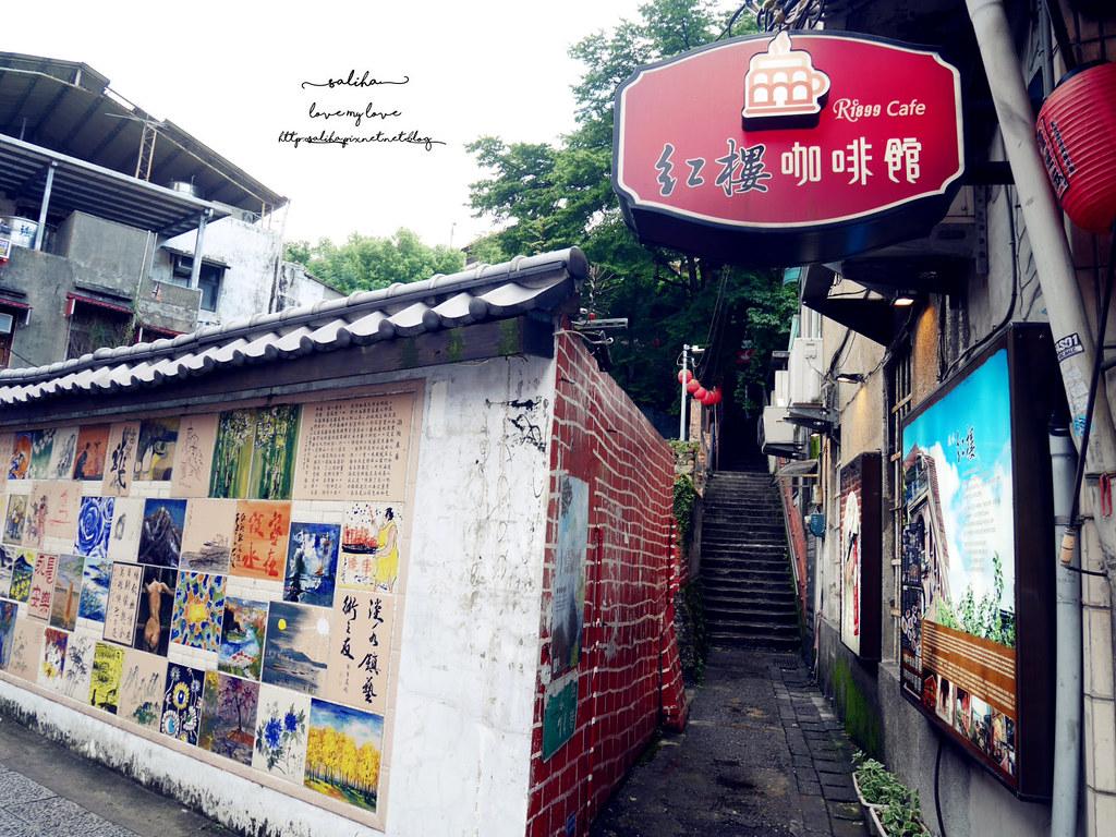 淡水好玩好吃一日遊景觀餐廳推薦紅樓咖啡館Rc1899 Cafe (2)