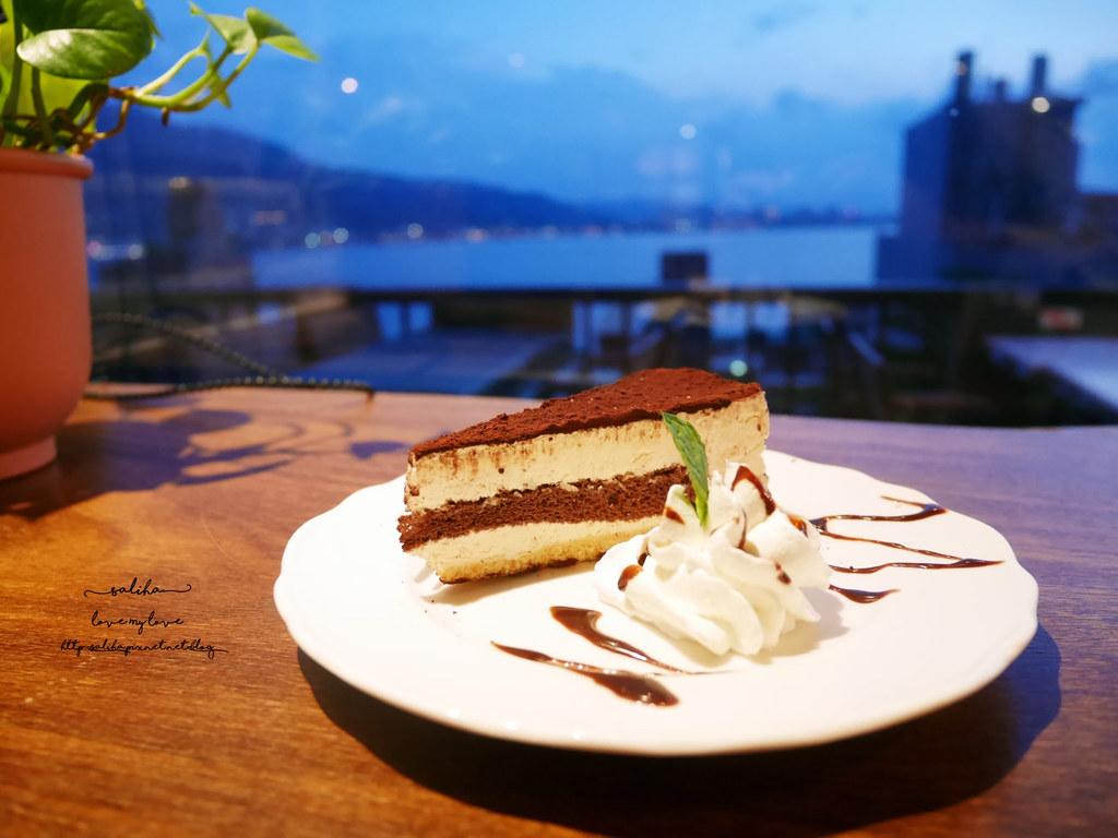 淡水一日遊景觀古蹟餐廳推薦紅樓咖啡館Rc1899 Cafe蛋糕下午茶 (1)