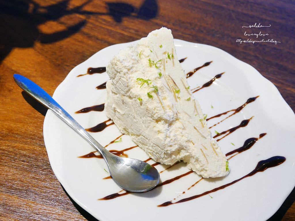 淡水一日遊景觀古蹟餐廳推薦紅樓咖啡館Rc1899 Cafe蛋糕下午茶 (2)