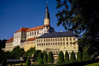 Schloss Weesenstein / Sachsen