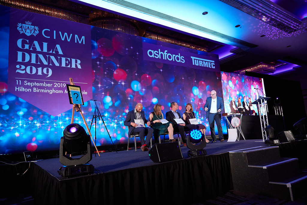 CIWM Gala Dinner 2019