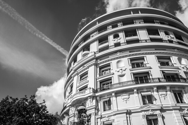 Monaco - Montecarlo - Hotel de Paris