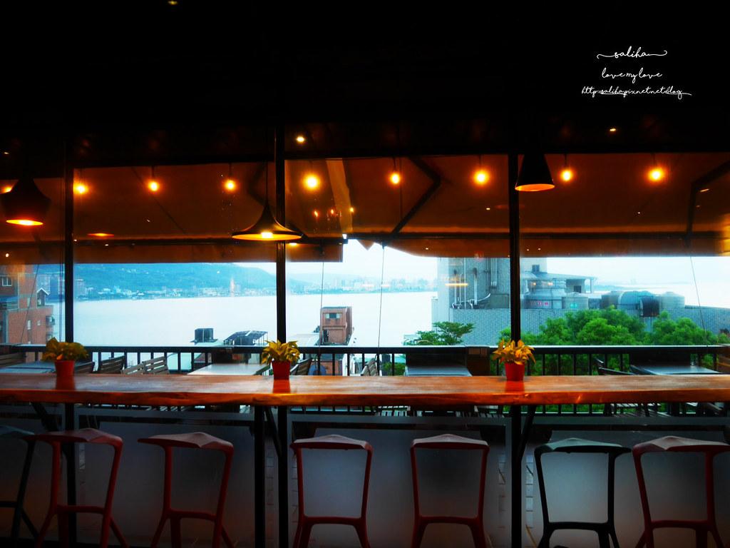 淡水景觀餐廳推薦紅樓咖啡館Rc1899 Cafe父親節母親節大餐 (1)