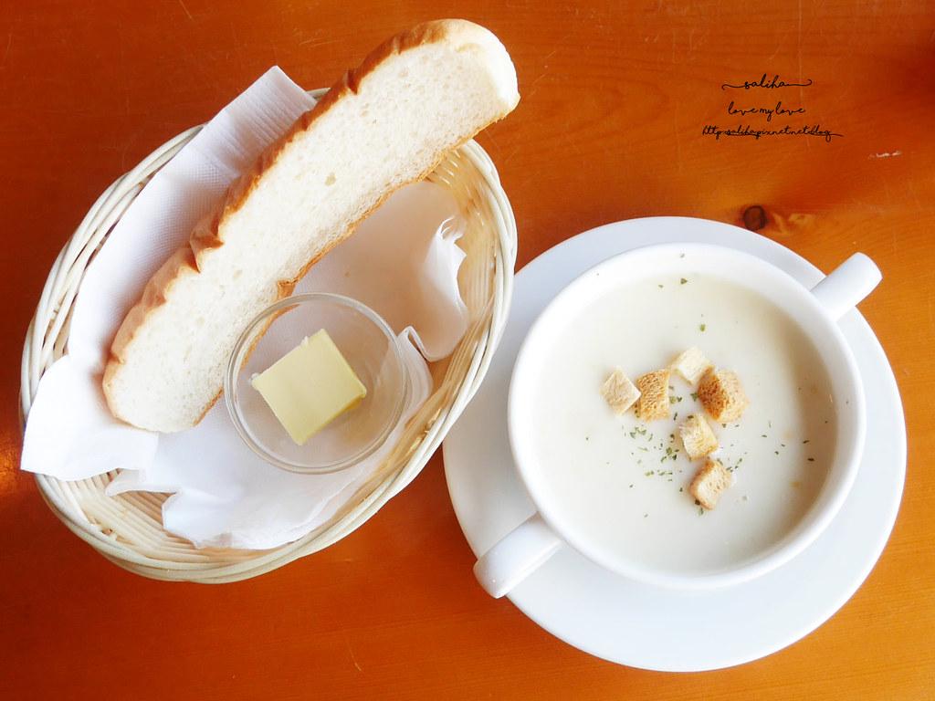 淡水一日遊必吃景觀餐廳推薦紅樓咖啡館Rc1899 Cafe夕陽日落 (2)