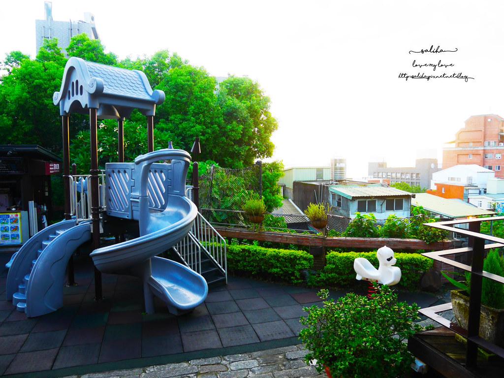 淡水一日遊必吃景觀餐廳推薦紅樓咖啡館Rc1899 Cafe夕陽日落 (1)