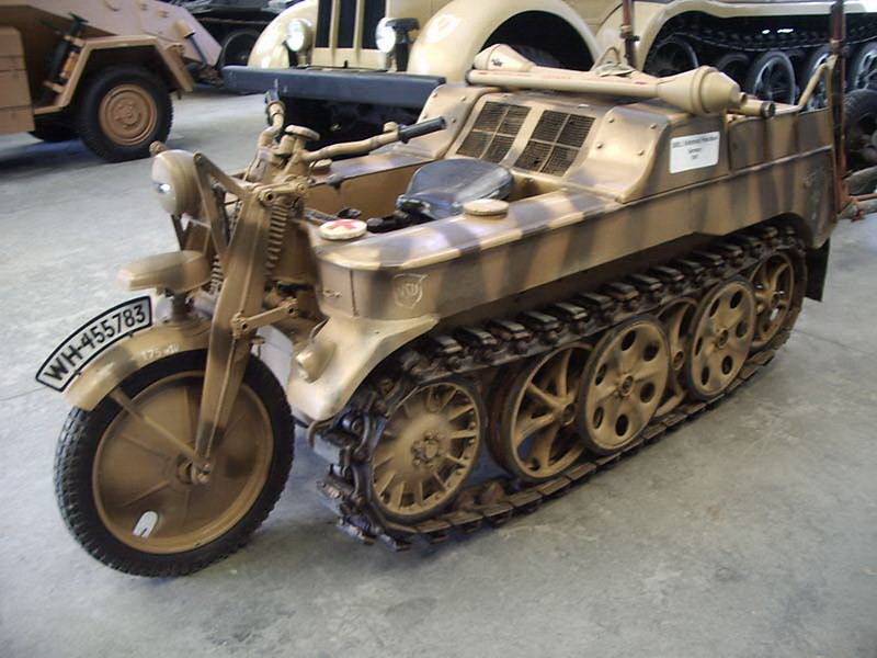 SdKfz2 Kettenkrad 1