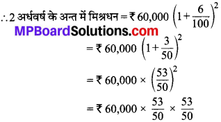 MP Board Class 8th Maths Solutions Chapter 8 राशियों की तुलना Ex 8.3 10