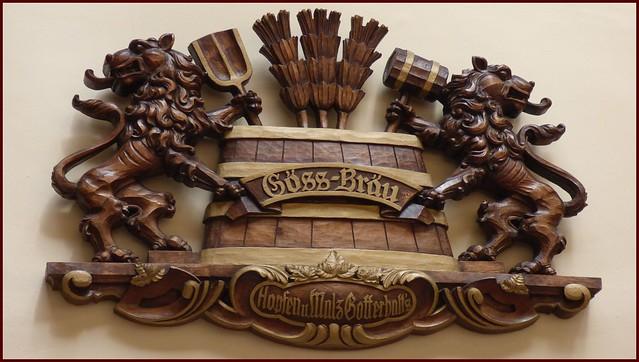 Hopfen und Malz, Gott erhalt's / Hops and malt, may the Lord preserve it