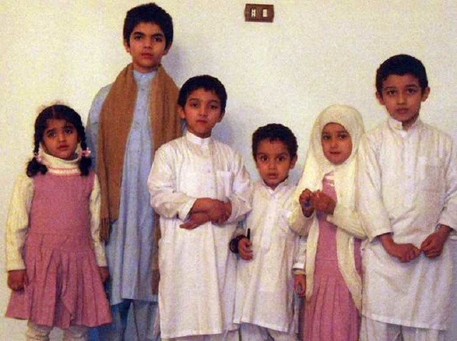 4205 How did 4 wives and 30 children of Osama bin Laden spend their life 05