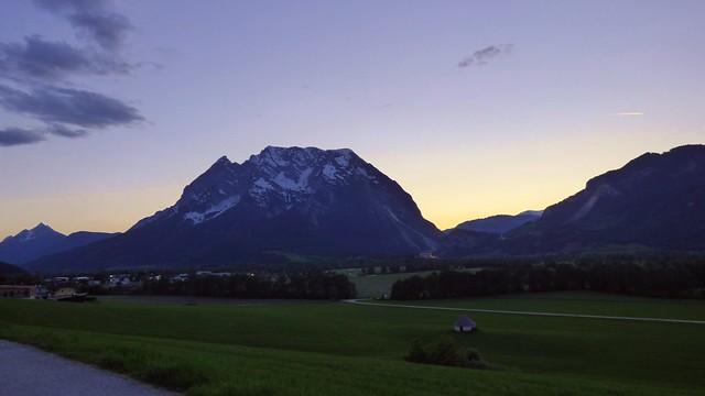 Grimming im Abendlicht / Grimming in the evening light