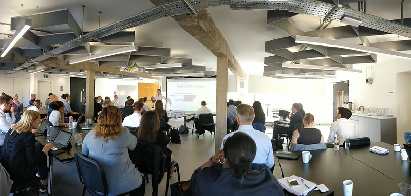 PropTech for Government event at GeoVation