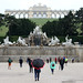 Schönbrunn : la Fontaine de Neptune