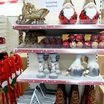 Mid September and Christmas stuff on the shelves
