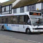 Border Buses Optare Solo 10701 MX07NTU - Berwick-upon-Tweed