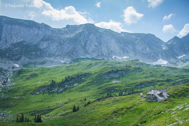SF-_MG_2098 - Les Marrindes, alpine refuge and old pasture farm, Gruyère region - Switzerland
