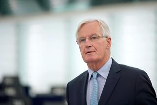 Brexit debate - Michel Barnier, EU Brexit negotiator